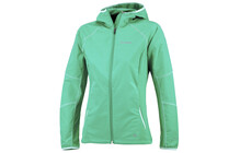 Columbia Women's Sweet As Softshell glaze green